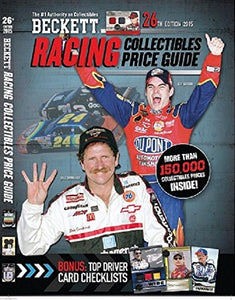Beckett Racing Collectibles Price Guide 2015