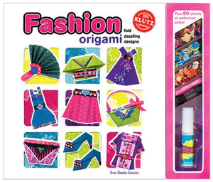 Fashion Origami: Fold Dazzling Designs