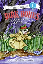 Dirk Bones And The Mystery Of The Missing Books (I Can Read Level 1)