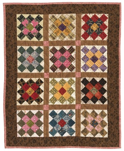 Fat-Quarter Quilting: Twenty-One Terrific 16 X 20 Projects (That Patchwork Place)