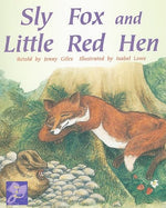 Rigby Pm Collection: Individual Student Edition Purple (Levels 19-20) Sly Fox And Little Red Hen