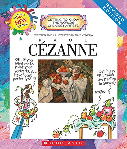 Paul Cezanne (Getting To Know The World'S Greatest Artists (Paperback))