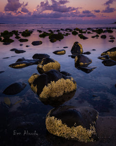 Lennox Reef After Glow - Ben Aboody Photography