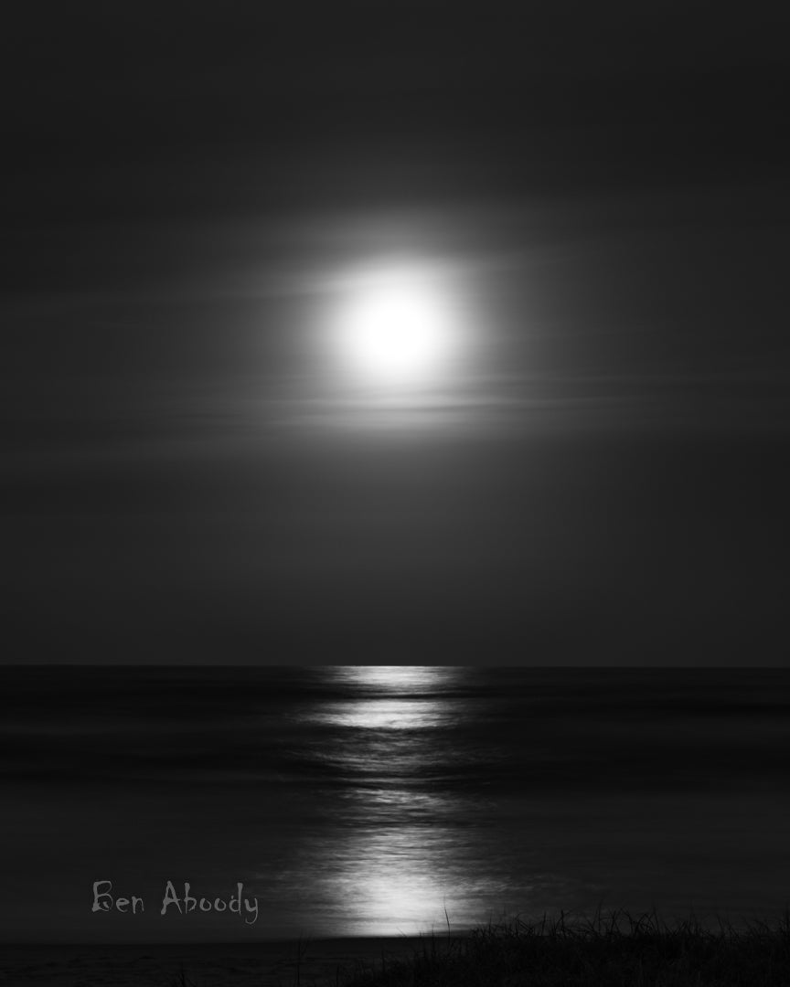 Full Moon - Ben Aboody Photography