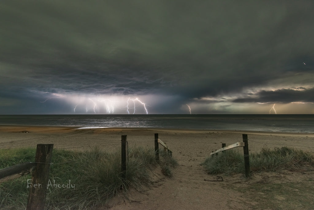 The Storm - Ben Aboody Photography