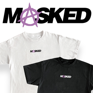 MASKED 'Anarchy' Tee (Limited)