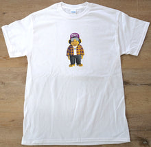Load image into Gallery viewer, Masked Gorilla New Logo T-Shirt (White)