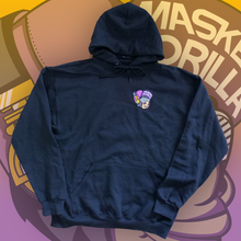 Load image into Gallery viewer, Masked Gorilla 'Embroidered Patch Logo' Hoodie
