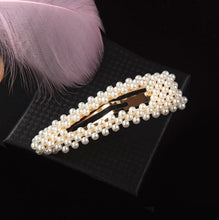 Load image into Gallery viewer, Korean 8 Styles Acrylic Imitation Pearl Women Barrettes Elegant For Female Girl Hair Clip Hairgrips Hair Accessories