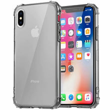 Load image into Gallery viewer, For iPhone 11 2019 Crystal TPU Soft Back Case iPhone 11 Pro Shockproof Phone Case Slim Clear Back Cover for iPhone 11 5.8inch