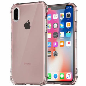 For iPhone 11 2019 Crystal TPU Soft Back Case iPhone 11 Pro Shockproof Phone Case Slim Clear Back Cover for iPhone 11 5.8inch