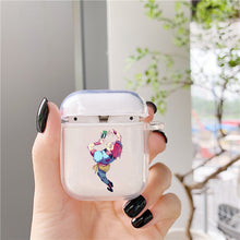 Load image into Gallery viewer, Hunter x Hunter HXH Anime Hunter X hunter 3 Hisoka Morow Soft tpu Clear Case for Airpods 2 1 Earphone Cover for Air Pod Pro 3