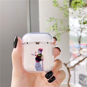 Hunter x Hunter HXH Anime Hunter X hunter 3 Hisoka Morow Soft tpu Clear Case for Airpods 2 1 Earphone Cover for Air Pod Pro 3