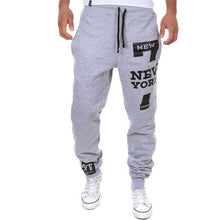 Load image into Gallery viewer, M-SXL Men's Jogger Dance Sportwear Baggy Casual Pants Trousers Sweatpants Dulcet Cool Black/White/Deep gray/Light gray