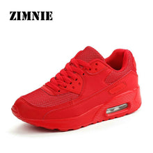 Load image into Gallery viewer, ZIMNIE Women Running Shoes Krasovki Womens Sneakers 2019 Sneakers Women Zapatillas Deportivas Mujer Running Shoes Pink Size 7.5