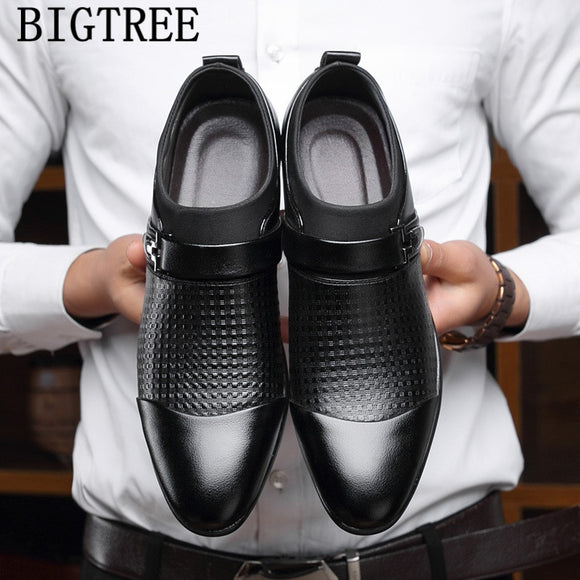 oxford shoes for men loafers slip on men dress shoes business shoes zapatos de hombre de vestir formal shoes men sapato social