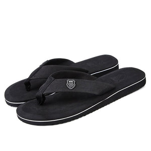 Men Summer Flip Flop Shoes Sandals Male Slipper Indoor Or Outdoor Beach Flip Flops Men Fashion Home Non-slip Breathable Slippers