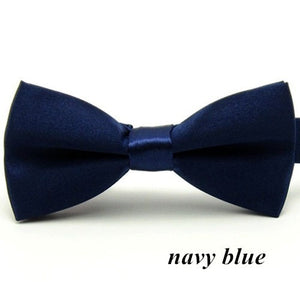 New Boys Girls School Fashion Bow tie For Kids Bowtie Solid Candy Colorful Baby Butterfly Cravat Gravata