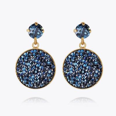 Caroline Svedbom - Chloe Earrings Montana Gold