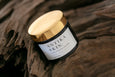 pure shea butter, single origin luxury ingredient. Nurtures and restores the protective layer of the skin providing deep treatment for dry or cracked skin, scars, stretch marks, lips, hands and feet. Deeply hydrating and moisturising. Anti ageing and restores sun damaged skin.