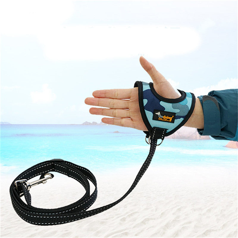 Glove Type Pet Leash