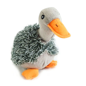 Duckling Stuffed Animal Squeaky Toy