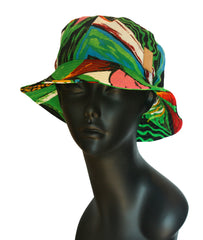Abstract Bucket Hat