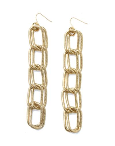 Jerri Chain Earrings