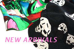 New Bucket Hat Arrivals