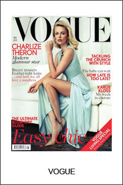 British Vogue May 2012