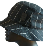 Barbed Wire Printed Bucket Hat