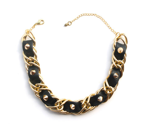 Alligator Choker Necklace
