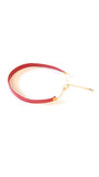 Red Patent Leather Choker Necklace