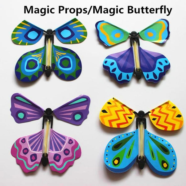 Magic Butterfly: 1PCS