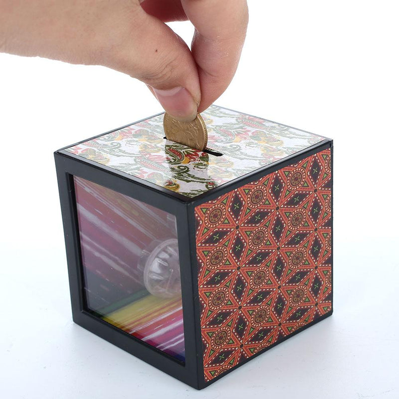 Magic money box