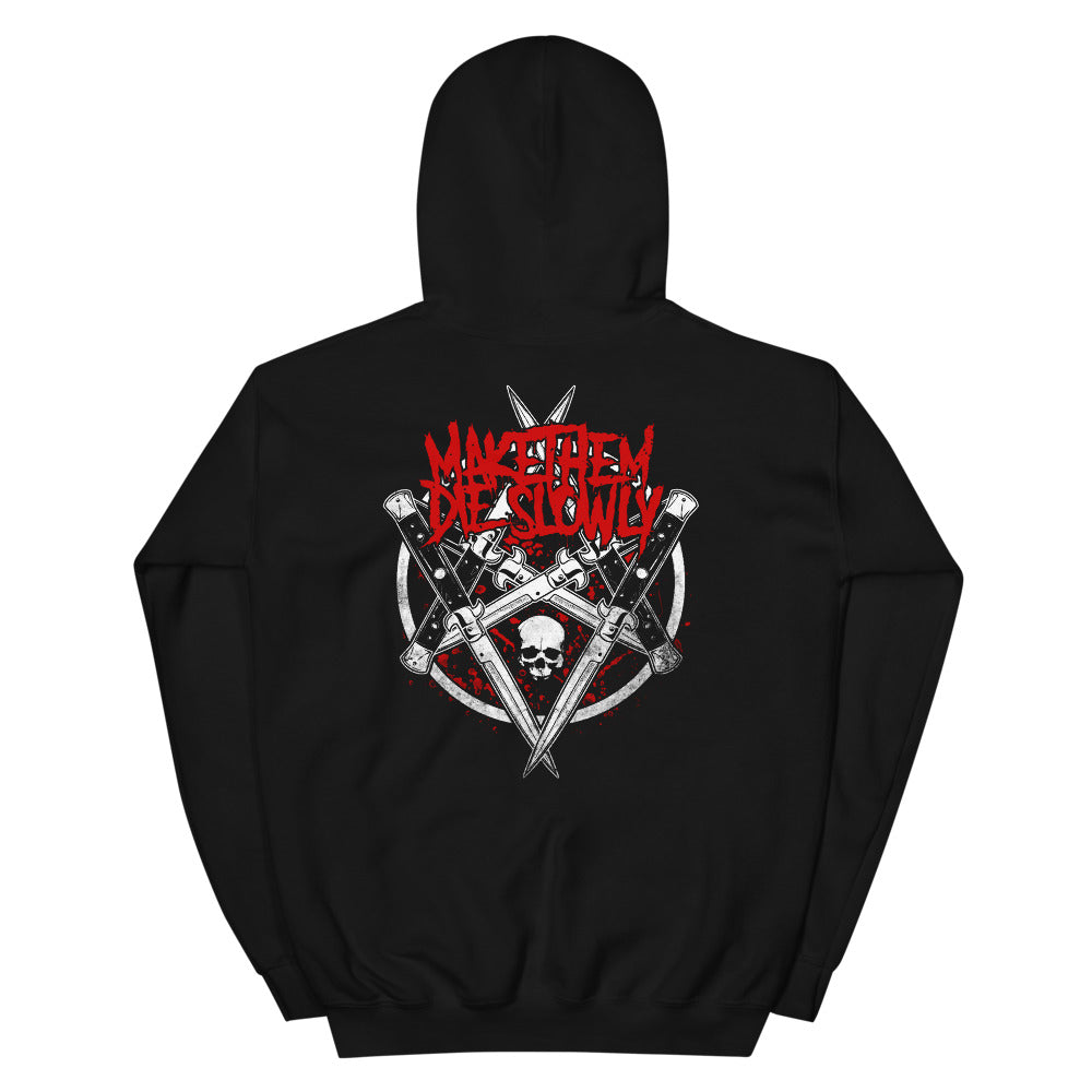 Switchblades Hoodie