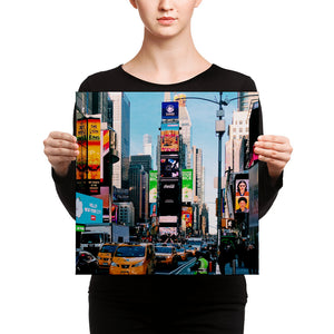 Times Square Canvas