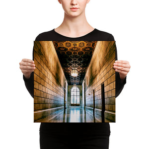 New York Public Library Canvas