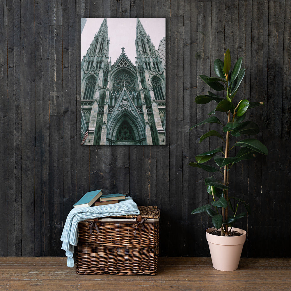 St. Patrick's Cathedral Canvas