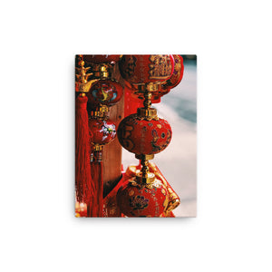 China Town Canvas