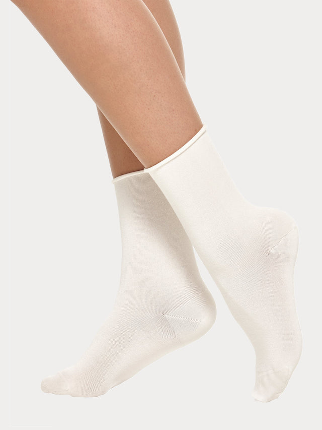 Vogue Bamboo Comfort Top Socks