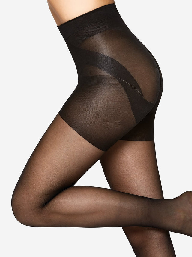 Lift Up Support 20 Denier Tights