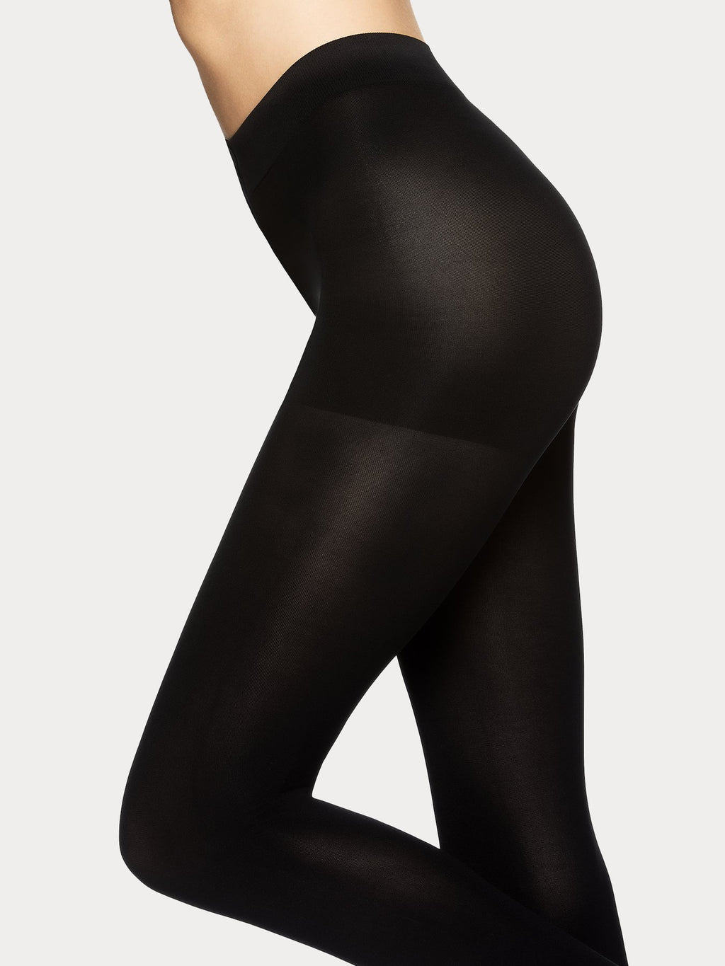 Vogue hosiery velvet matt 60 den medium shaping tights.
