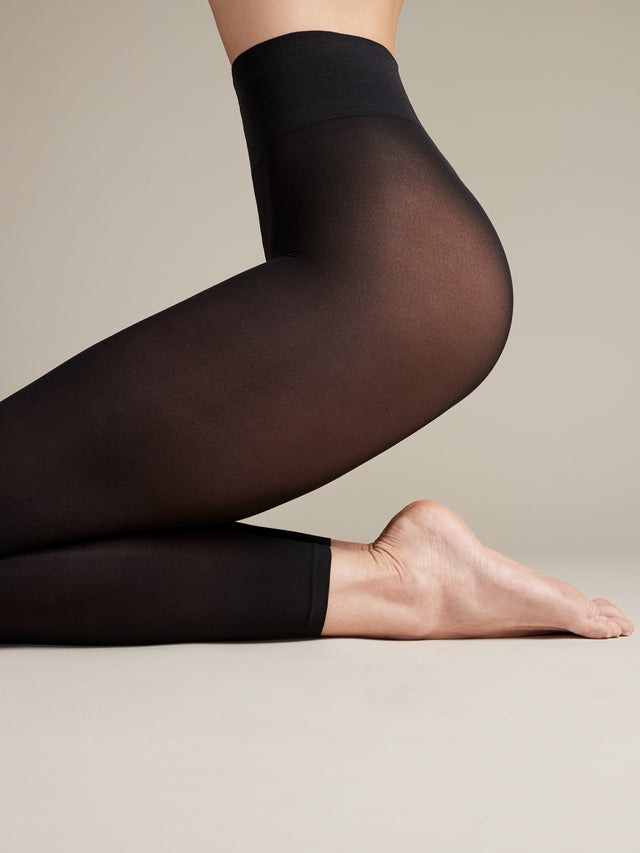 Vogue Conscious Opaque Leggings 80 Denier