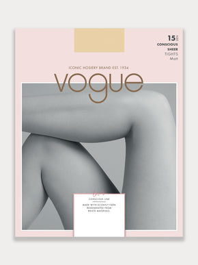 Vogue Conscious Sheer 15 Denier Tights