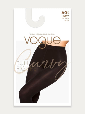 Curvy 60 denier Tights
