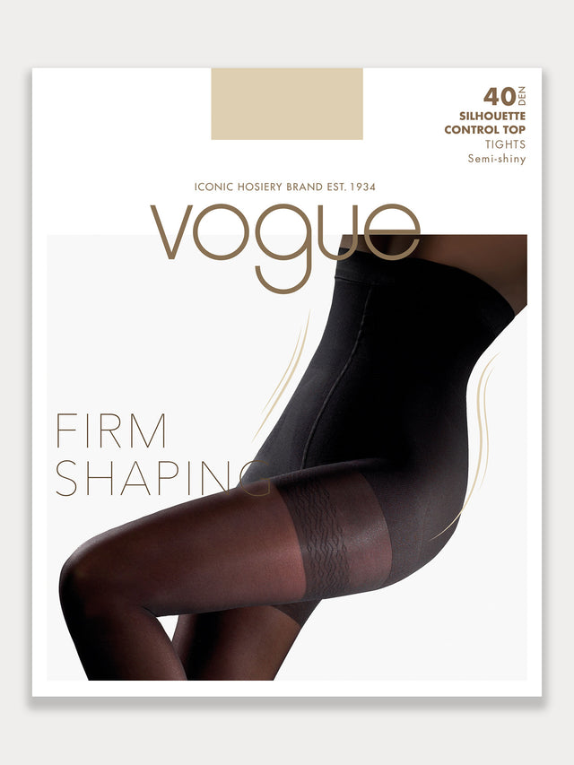 Silhouette Control Top 40 Denier Tights