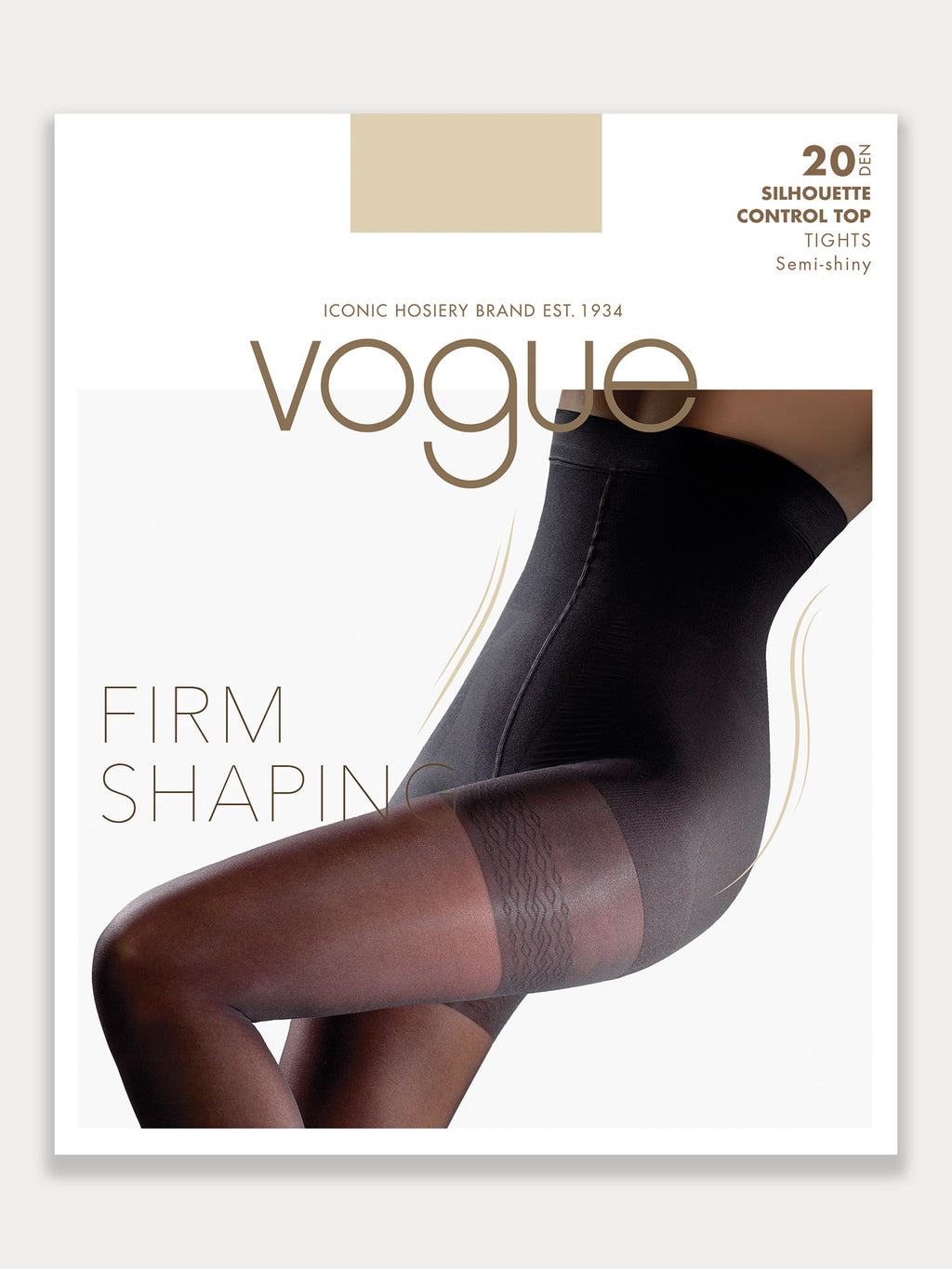 Silhouette Control Top 20 Denier Tights