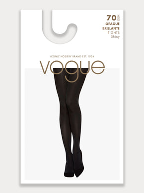 Vogue Opaque Brillante 70 Denier Tights
