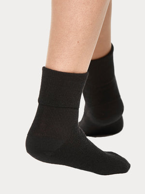 Vogue Wool Comfort Top Socks
